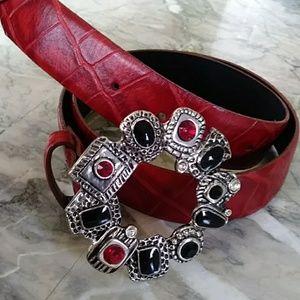 Chico's belt